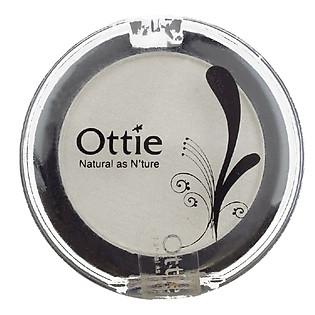 Phấn Mắt Màu Trắng Ottie Love Holic Single Eye Shadow #WT (3G)