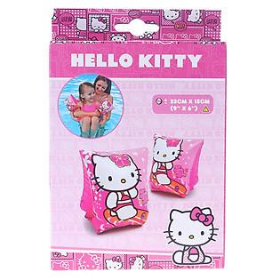 Phao Tay In Hình Hello Kitty