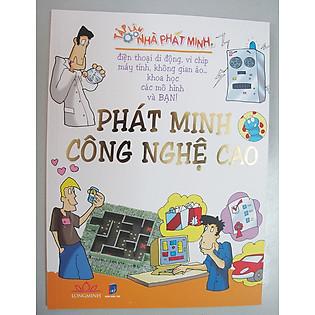Phát Minh Công Nghệ Cao - Tập Làm Nhà Phát Minh