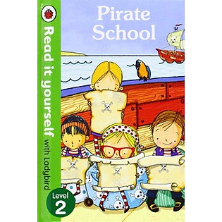 Pirate School (Hardcover)