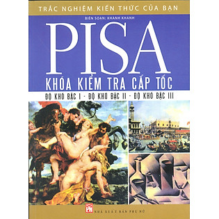 Pisa Khóa Kiểm Tra Cấp Tốc (Độ Khó Bậc I - Độ Khó Bậc II - Độ Khó Bậc III)