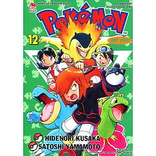 Pokémon Đặc Biệt (Tập 12)