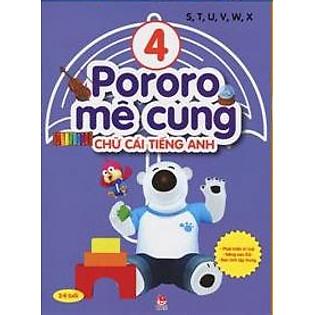 Pororo Mê Cung - Chữ Cái Tiếng Anh 4