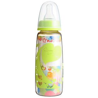 Bình Nhựa PPSU Chuchu Baby 240 - Xanh