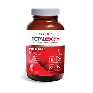 Thực Phẩm Chức Năng Viên Uống Dưỡng Thai NK Nutrition Total In One Prenatal (60 Viên)