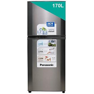 Tủ Lạnh 2 Cửa Panasonic NR-BM179SSVN (170L)