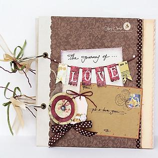 Scrapbook PS I Love You