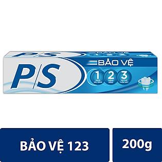 Kem Đánh Răng P/S Bảo Vệ 123 - 200G
