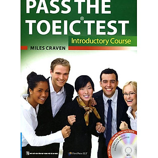 Pass The Toeic Test (Kèm CD)