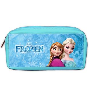 Bóp Viết PS Frozen Màu Xanh Da Trời PSBOCT34-XDT