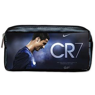 Bóp Viết PS Ronaldo CR7 Màu Đen PSBOSF30-ĐE