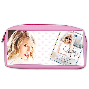Bóp Viết PS Taylor Swift Màu Hồng PSBOUSUK1-HO