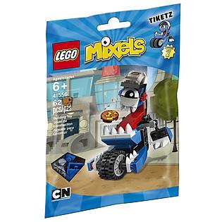 Mô Hình LEGO Mixels - Mô Tô Bắt Cướp Tiketz 41556 (62 Mảnh Ghép)