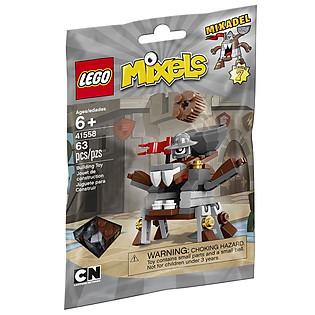 Mô Hình LEGO Mixels - Cỗ Máy Bắn Đá Mixadel 41558 (63 Mảnh Ghép)
