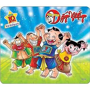 Puzzle Thần Đồng 2