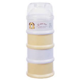 Hộp Chia Sữa 4 Ngăn Q Bby Dog QB95305