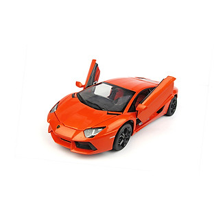 Xe Mô Hình Rastar Lamborghini Aventador LP700 R61300