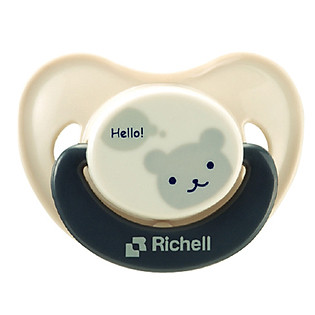 Ngậm Nướu CC Richell RC42245 - Màu Ghi