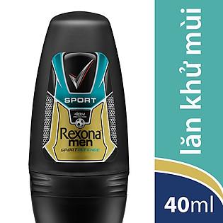Lăn Ngăn Mùi Rexona Men Sport  40ML