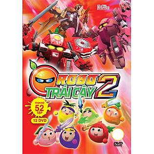 Robot Trái Cây Phần 2 - DVD 12