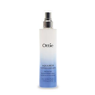 Sữa Dưỡng Trắng Da Aqua Rich Ottie - Aqua Rich Whitening Emulsion (150Ml) - 0702