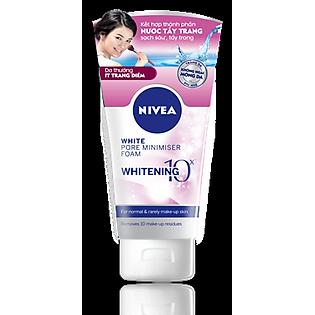 Sữa Rửa Mặt Nữ Trắng Da Nivea 5In1 50G - 86723