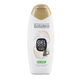 Sữa Tắm Tinh Dầu Argan Evoluderm 400Ml - 11176