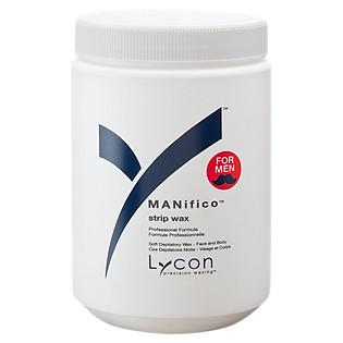 Sáp Mềm Tẩy Lông Hương Gỗ Đàn Hương LYCON Manifico™ Strip Wax (500Ml)