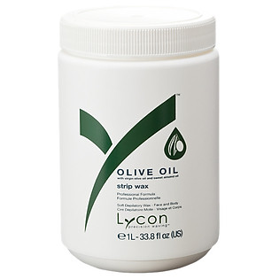 Sáp Mềm Tẩy Lông Hương Olive LYCON Olive Oil Strip Wax (1L)
