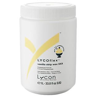 Sáp Mềm Tẩy Lông Vanilla LYCON Lyconflex™ Vanilla Strip Wax (1L)