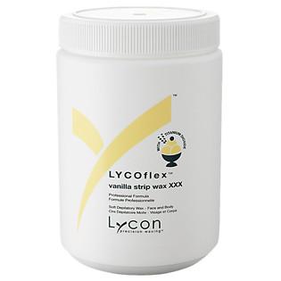 Sáp Mềm Tẩy Lông Vanilla LYCON Lyconflex™ Vanilla Strip Wax (500Ml)