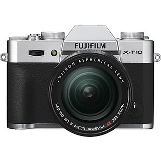 Máy Ảnh Fujifilm X-T10 + 18-55Mm