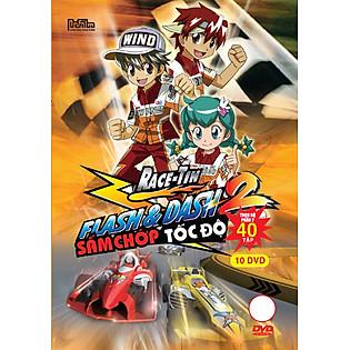 Sấm Chớp Tốc Độ Phần 2 - DVD 3
