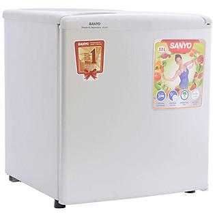 Tủ Lạnh Sanyo Mini SR-5KR 50 Lít - Xám