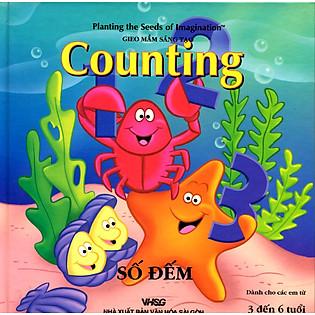Gieo Mầm Sáng Tạo - Counting - Số Đếm