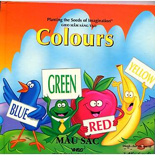 Gieo Mầm Sáng Tạo - Colours - Màu Sắc