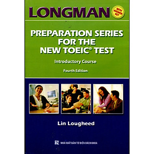 Longman Preparation Series For The New TOEIC Test – Introductory Course (Không CD)