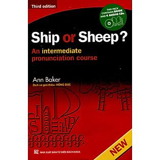 Phát Âm Tiếng Anh Ship Or Sheep (16X24) (Không CD)