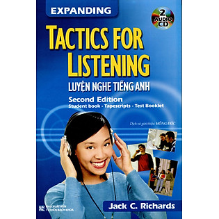 Expanding Tactics For Listening (Không CD)