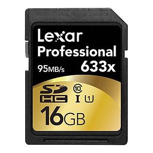 Thẻ Nhớ SDHC Lexar 16GB 633X 95MB/S