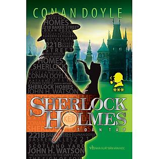 Sherlock Holmes Toàn Tập (Tập 3) - Tái Bản 2015