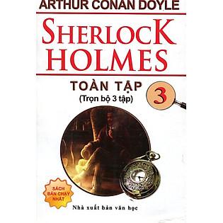 Sherlock Holmes (Trọn Bộ 3 Tập) - Tập 3