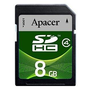 Thẻ Nhớ Apacer SDHC 8Gb