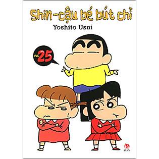 Shin - Cậu Bé Bút Chì (Tập 25 - Tái Bản)