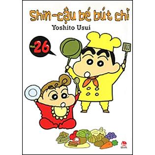 Shin - Cậu Bé Bút Chì (Tập 26 - Tái Bản)