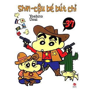 Shin - Cậu Bé Bút Chì (Tập 37) - Tái Bản 2014