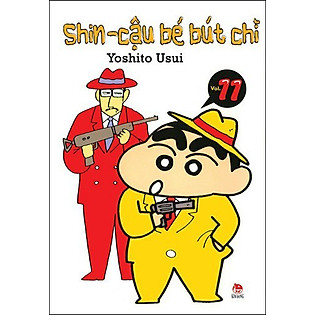 Shin - Cậu Bé Bút Chì (Tập 11 - Tái Bản 2014)