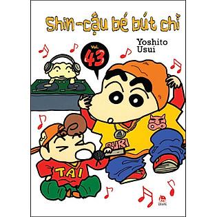 Shin - Cậu Bé Bút Chì - Tập 43 (2014)