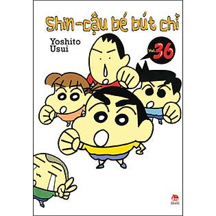 Shin - Cậu Bé Bút Chì (Tập 36) - 2014