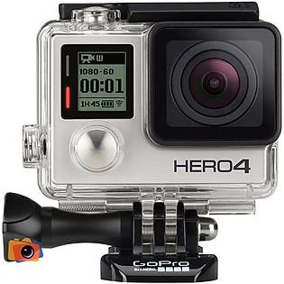 Action Camera GOPRO HERO 4 Silver (Chính Hãng)